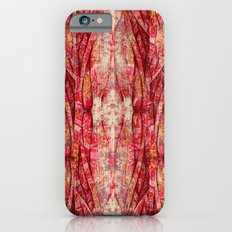 Ripped and Rosy Slim Case iPhone 6s