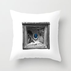 HOLE TO THE UNIVERSE Throw Pillow