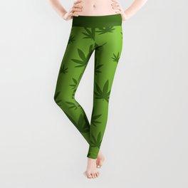 Ganjalf The Green Leggings