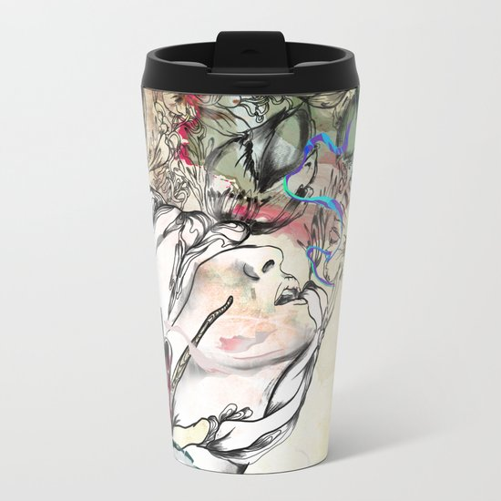 Dusk Metal Travel Mug