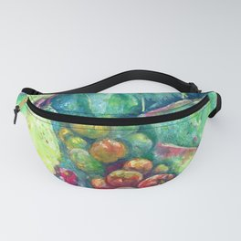 Summer Seagrapes Fanny Pack