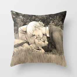 Scorbus - Hey You Throw Pillow