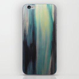 Blue in Green iPhone Skin