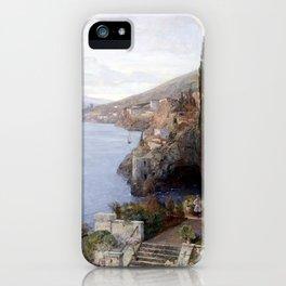 Blick auf Ragusa iPhone Case