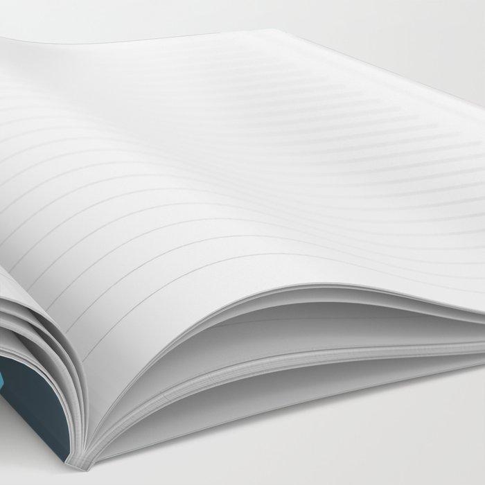 Hipster pattern Notebook