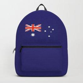Flag of Australia Backpack