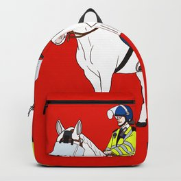 London Metropolitan Horse Cops Backpack
