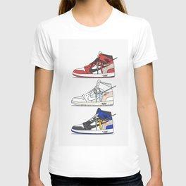 jordan 1 sneakers  T-shirt