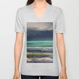 OCEAN#01 Unisex V-Neck