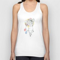 birthday Tank Tops featuring birthday by Cassidy Rae Marietta