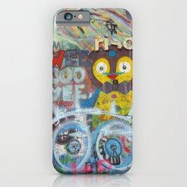 Graffiti Love iPhone Case