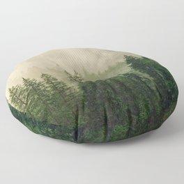 Ever-Green Floor Pillow
