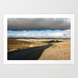 Quneitra District Art Print