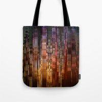 metropolis Tote Bags featuring Metropolis by Angelo Cerantola