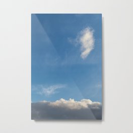 Sky 04/27/2014 20:20 Metal Print