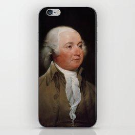 President John Adams iPhone Skin