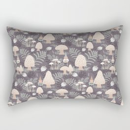 Forest Gnomes Rectangular Pillow