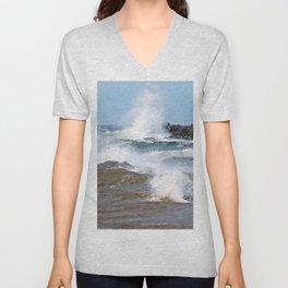 Surf's Spray Unisex V-Neck