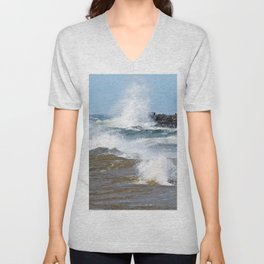 Surf's Spray Unisex V-Neck