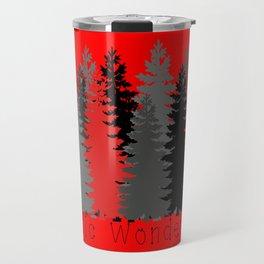 Pacific Wonderland Travel Mug