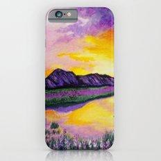 Purple Sunset Slim Case iPhone 6s