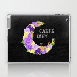 Crescent Bloom | Lavender and lemons  Laptop & iPad Skin