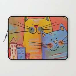 City cats Laptop Sleeve