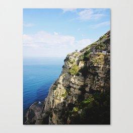 The Amalfi Coast Canvas Print
