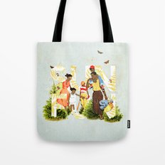 Sun Fun II Tote Bag