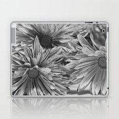 Flowers shadows Laptop & iPad Skin