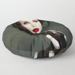 Monster Angelina Doll Floor Pillow