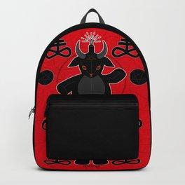 Baphomet Teddy Backpack