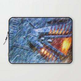 Chevron Laptop Sleeve
