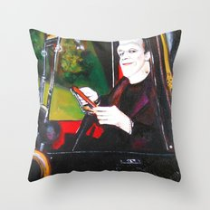 The Munsters Herman Munster Throw Pillow