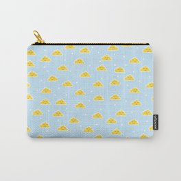 baby cloud pattern Carry-All Pouch