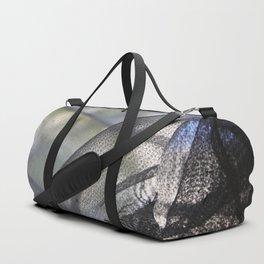 site drapery detail Duffle Bag