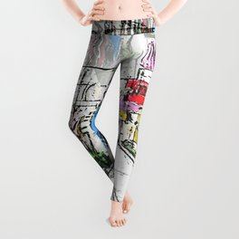 Main Street Leggings