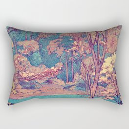 Birth of a Season Rectangular Pillow