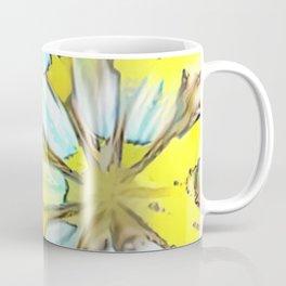 Take a Hold Fractalus Circle Coffee Mug