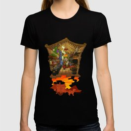 Little Quester The Herbal Man T-shirt