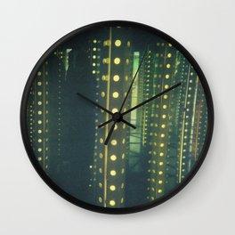 Strange Visions Wall Clock