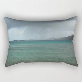 Island Storm Rectangular Pillow