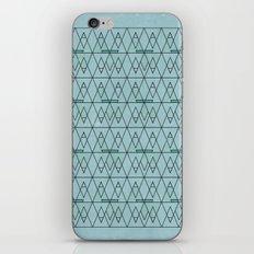 spo·rad·ic  iPhone & iPod Skin