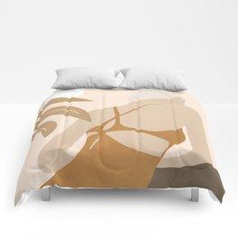 Summer Day III Comforters