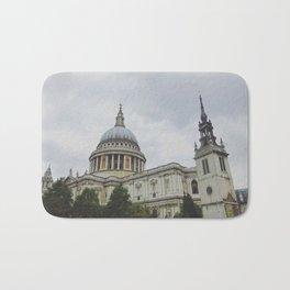 St. Paul's Cathedral - London, UK Bath Mat