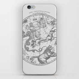 The Constellations iPhone Skin