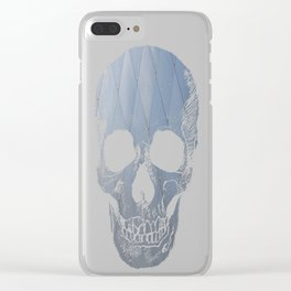 Metal Sheeting Clear iPhone Case