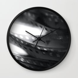 Negatives 2 Wall Clock