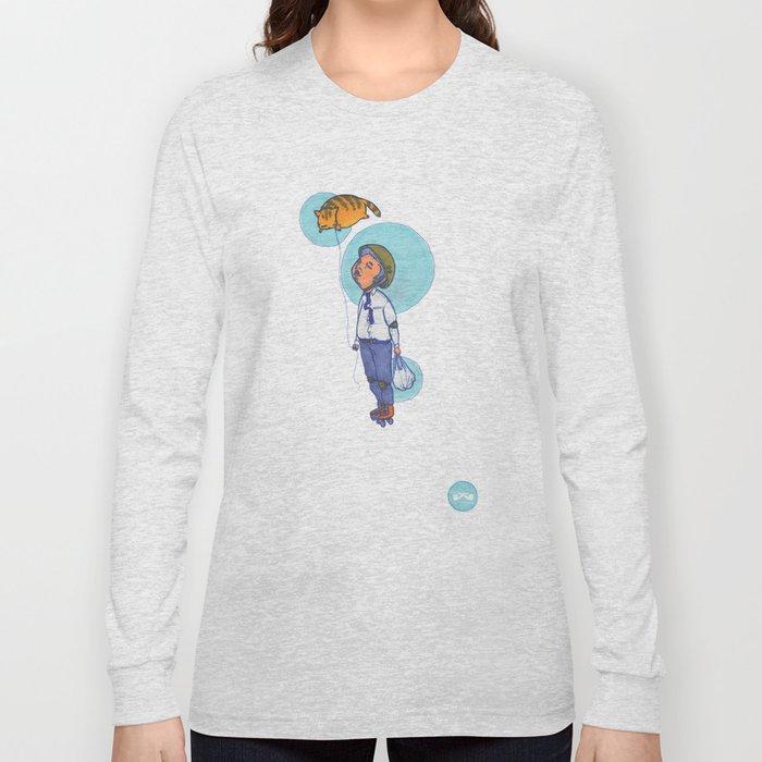 Topaz Dreaming. Long Sleeve T-shirt