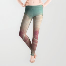 A Rose by Any Other Name Leggings